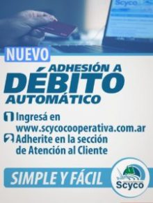 Abonar tu factura es más fácil: adhesión al débito automático