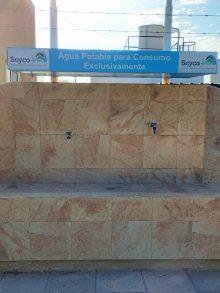 Servicio de canillas comunitarias: vecinos han retirado cerca de 2 millones de litros de agua