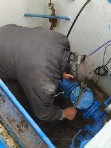 Continúan los trabajos de reacondicionamiento y modernización de pozos de extracción