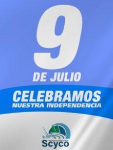 9 de Julio: independencia argentina